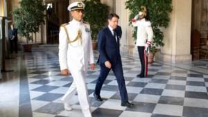 Italiaanse premier Conte stelt nieuwe regering voor
