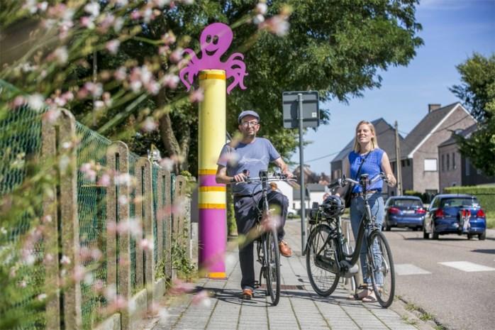 """Route2school uitgetest in Geel: """"Met plezier rijd ik via een omweg"""""""