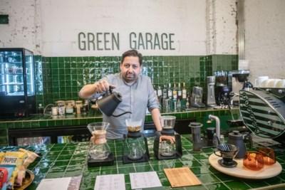 """'Green Garage' opent op Eilandje: """"We willen iets anders aanbieden dan de traditionele koffieshops"""""""