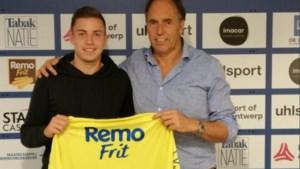 Waasland-Beveren plukt jeugdinternational Milan De Mey weg bij buren uit Lokeren