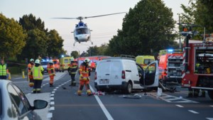 AZ Nikolaas vraagt helikopter tijdens Oosterweel