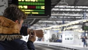 Stiptheid Belgische treinen voor het eerst dit jaar gedaald
