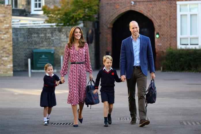 Kate Middelton haalde oude jurk uit de kast voor eerste schooldag prinses Charlotte