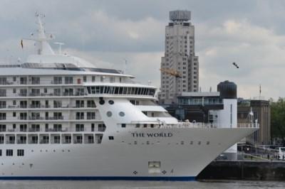 Cruises meren niet langer gratis aan in Antwerpen