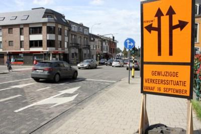 Stad past lichtenregeling op kruispunt aan tunnel Antwerpsestraat aan