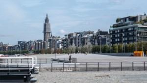 BUURTREPORTAGE. De Antwerpse Scheldekaaien: een zeedijk in de stad