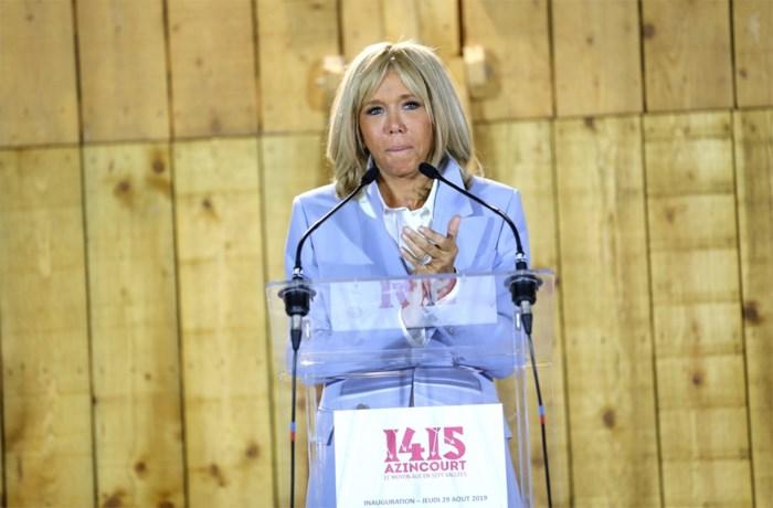 Dochter pikt het niet dat Brigitte Macron lelijk genoemd wordt
