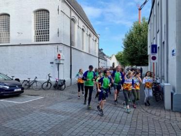"""Joggers lopen langs monumenten: """"Sport en cultuur op aangename manier koppelen"""""""