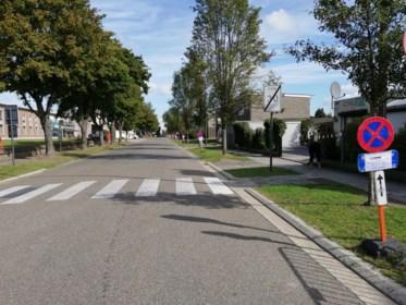 Fietspaden en fietssuggestiestroken in Molenweide en Europalaan