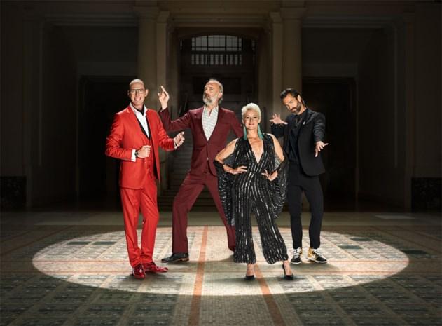 Davy Brocatus maakt comeback op tv in 'Dancing with the stars'