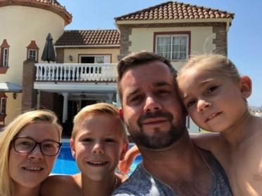 """Kempens gezin begint B&B Casa Tosado in Spanje: """"We moeten nog wennen aan de traagheid"""""""
