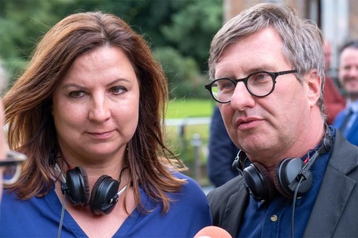 """Jan Verheyen op filmset 'Red Sandra': """"Regisseren met je vrouw is een risico, maar het werkt"""""""