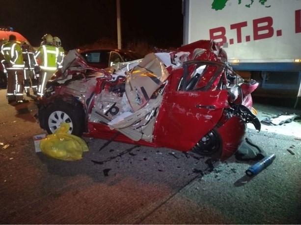"""Trucker die studente en rijinstructeur doodreed op E34 stuurt kat naar proces:  """"Grote minachting"""""""