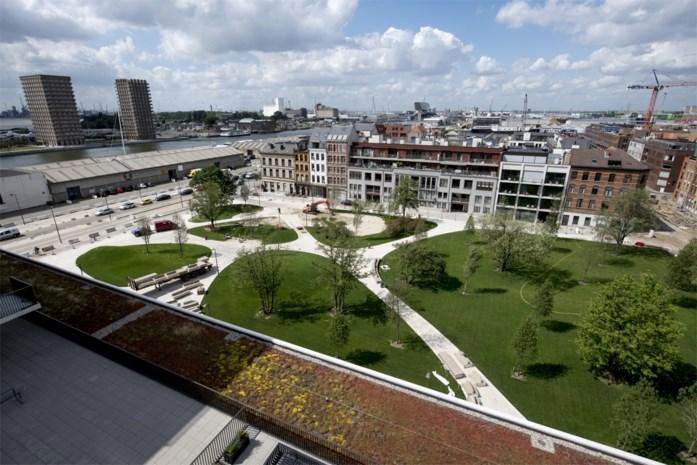 Straten Cadixwijk binnenkort heraangelegd, Schengenplein verlengd tot aan kaaimuur