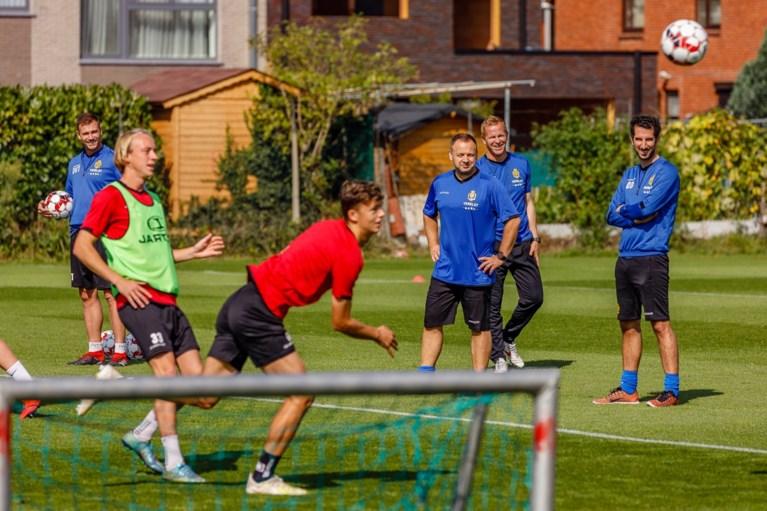 Bart Janssens debuteert als nieuwe T2 van KV Mechelen