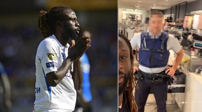 """Genk-spits Dieumerci Ndongala beschuldigd van winkeldiefstal in H&M: """"Dit laat ik niet zo"""""""