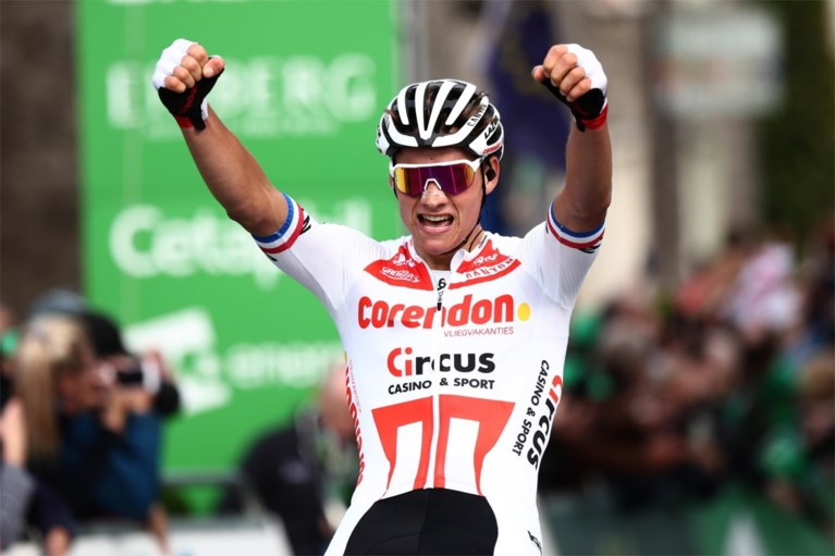 Helemaal klaar voor het WK: Mathieu van der Poel overrompelt tegenstand in de Ronde van Groot-Brittannië