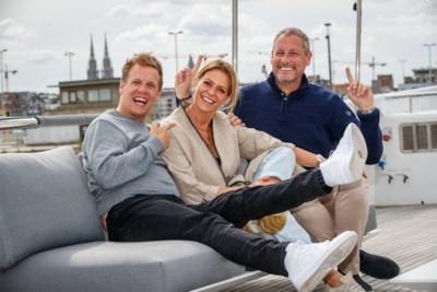 """Gert Verhulst en Karen Damen worden minnaars in 'Chateau Cupido': """"Ik wist dat er vragen gingen komen"""""""