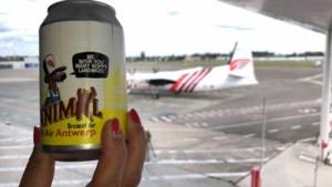 Dit biertje drink je voortaan bij Air Antwerp op 10 kilometer hoogte