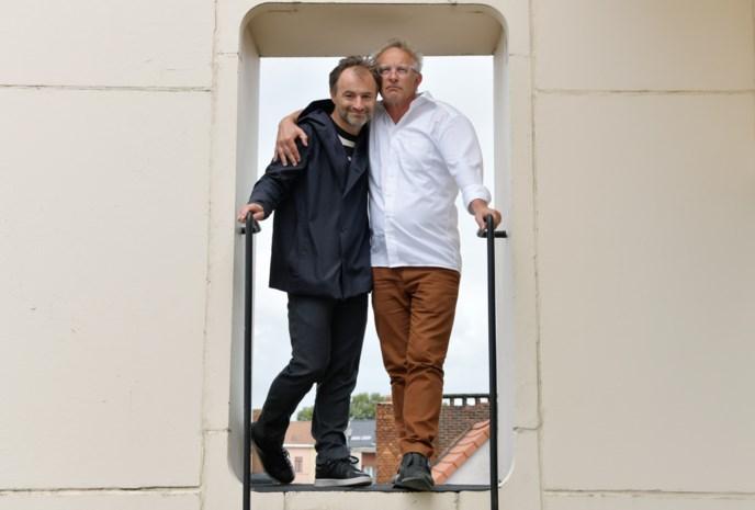 """Nonkel Warre en neef Dimitri terug samen op de planken: """"Wij zijn allebei ooit al gevraagd door partijen"""""""