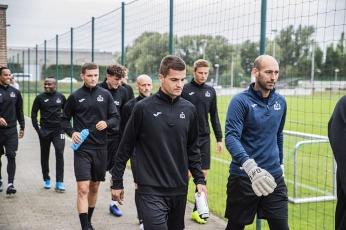 """Ondanks faillissement en dreigende forfaitnederlaag blijft KSV Roeselare doortrainen: """"Op eigen risico"""""""