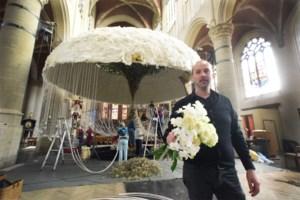 Vrijwilligers van Groenten & Bloemen laten gerestaureerde kerktoren triomferen