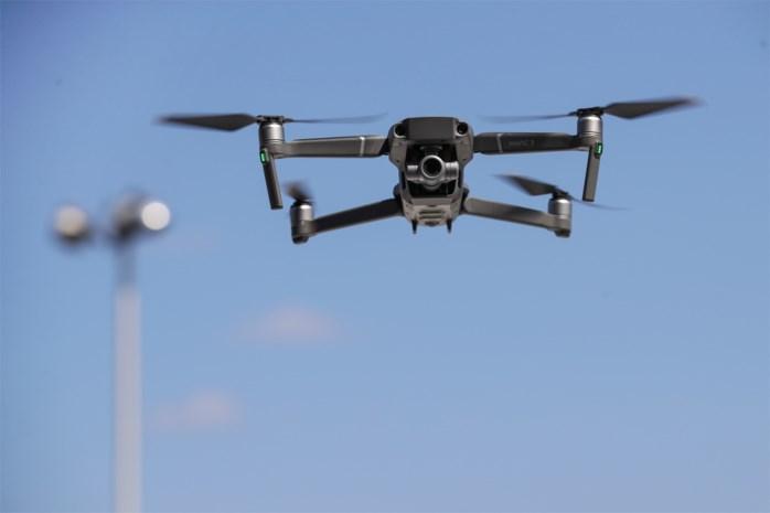 Inwoners van Zonhoven klagen over voyeuristische drone boven tuinen
