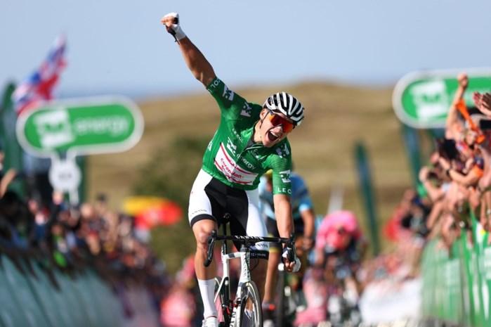 Mathieu van der Poel pakt nog eens uit in Ronde van Groot-Brittannië, reactie van geklopte Trentin zegt alles...