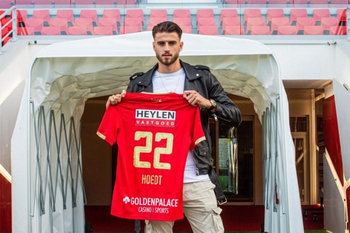 """10 dingen die je moet weten over nieuwe Antwerp-verdediger Wesley Hoedt: """"Ik moet mezelf heruitvinden"""""""
