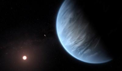 Ontdekking van potentieel bewoonbare planeet luidt nieuw tijdperk in