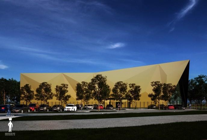 Kempens bedrijf Heylen Warehouses bouwt 'gouden' muntgebouw