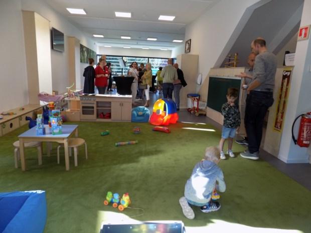 Huis van het Kind opent in kinderclub