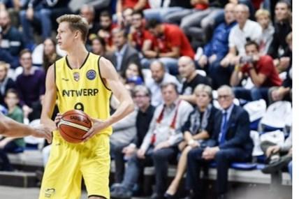 Telenet Giants Antwerp in Zwitserland naar finale Landolt Cup