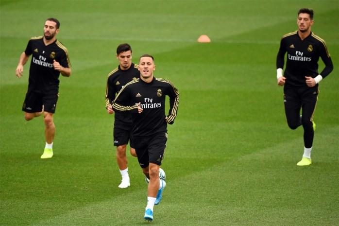 """Zidane bevestigt dat Hazard klaar is voor debuut bij Real Madrid: """"We willen allemaal Eden zien, maar mogen niet overhaasten"""""""