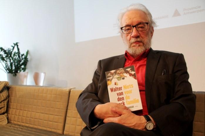 Turnhoutenaar Walter van den Broeck presenteert nieuw boek: eerherstel voor nonkel architect