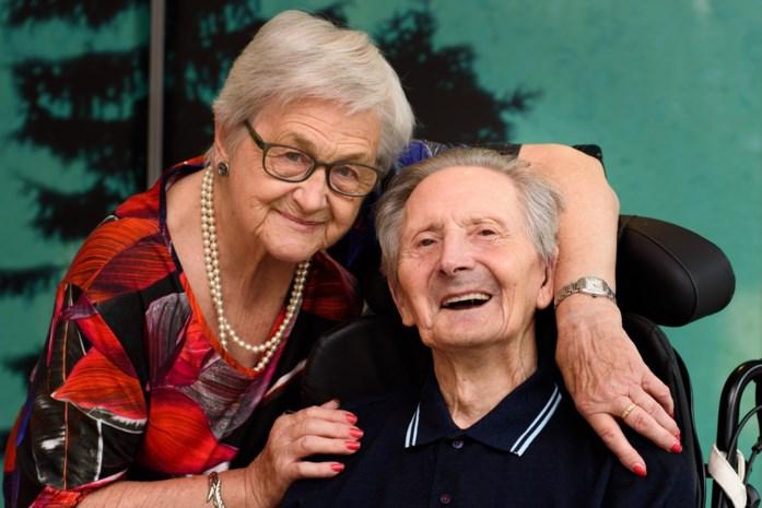 Huwelijk van Marijse en Vic houdt al 65 jaar stand