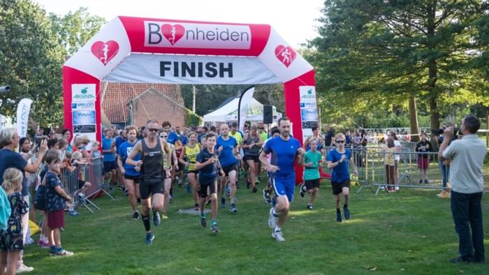 Bijna 500 deelnemers voor derde editie van Bonheiden Loopt