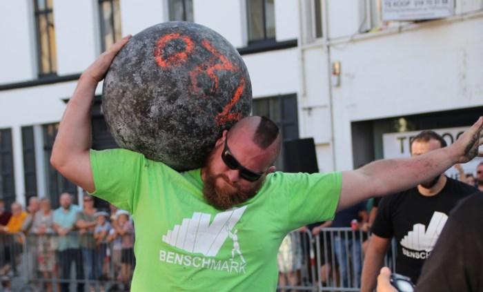 """Tjörven Castelijns (35) is sterkste man van de Kempen: """"Deze wedstrijd wint ieder jaar aan belang"""""""