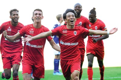 """Koji Miyoshi: """"Deze goal is nog maar het begin"""""""