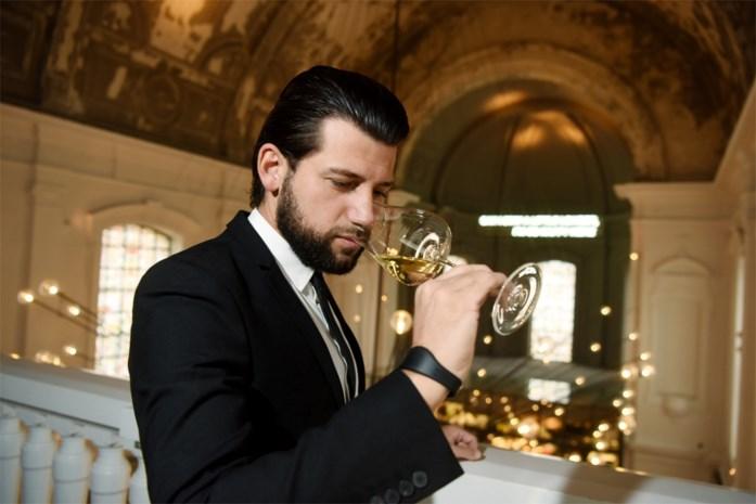 Sommelier van restaurant The Jane verkozen tot beste van België