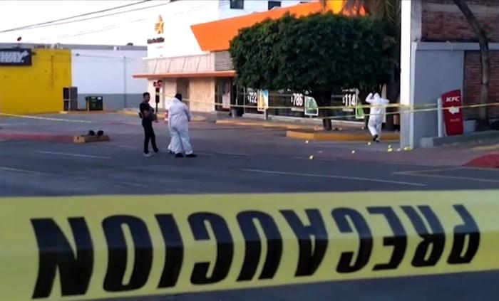 Schutters doden vijf mensen die Mexicaanse onafhankelijkheid vierden in bar