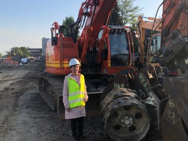 """Graduaat wegenbouw tegen tekort: """"Het is een uitstervend beroep, terwijl er zo veel projecten op stapel liggen"""""""