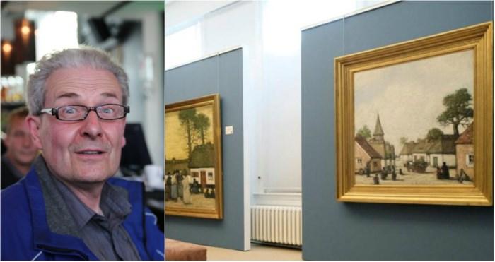 """Koppel staat terecht voor diefstal schilderijen uit collectie Ronald Luyten: """"Het was een schenking, hij wilde ons bedanken"""""""