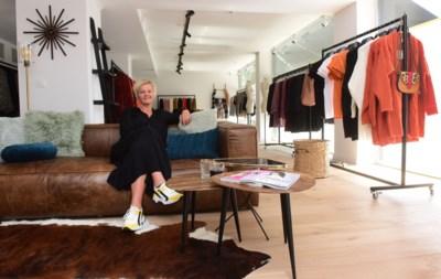 Barbara Dex opent kledingwinkel Babs. in Mol