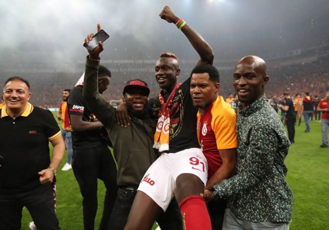 Waarom Galatasaray Diagne toch liever kwijt was aan Club Brugge: goalgetter, maar zo gek als Balotelli