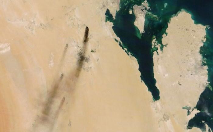 Droneaanval in hart van Saoedische olieproductie: olieprijzen schieten de lucht in