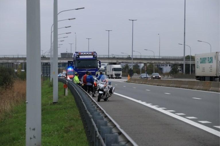 Chauffeur die oor afbeet van trucker, krijgt straf met uitstel