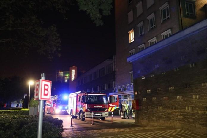 Kersenpitkussen vat vlam in Sint-Erasmusziekenhuis