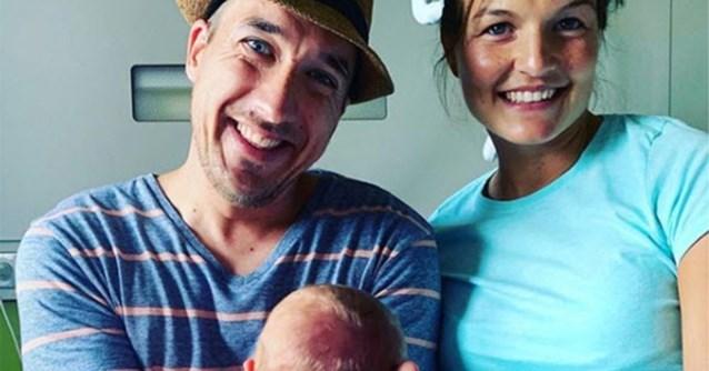 """Andy Peelman uit 'De Buurtpolitie' doet opvallende bekentenis: """"Ik zie mijn baby (nog) niet graag"""""""