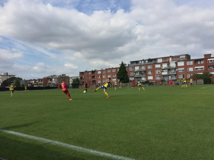 B-elftallen van Antwerp en Westerlo spelen gelijk